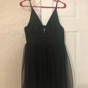 Black BCBGeneration cocktail dress